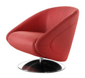 Cutout modern chair Royalty Free Stock Photography
