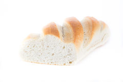 Cutted bread Royalty Free Stock Photography
