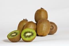 Cutted Kiwi Lizenzfreies Stockbild