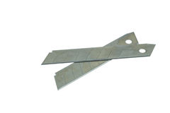 Cutter blade Stock Images