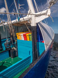 Cutter going fishing Stock Photography