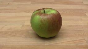 Cutting an Apple stock video