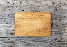 Cutting board grunge Royalty Free Stock Photos