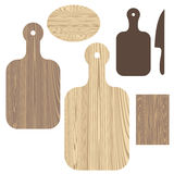 Cutting Board Royalty Free Stock Image