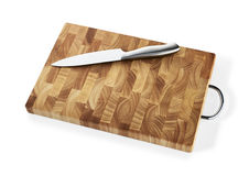 Cutting board Stock Image