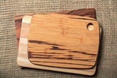 Cutting Boards. Cutting board kitchen board cutting boards wooden board wood kitchen Stock Image