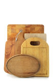 Cutting boards Royalty Free Stock Photos