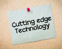 Cutting Edge Technology Stock Images