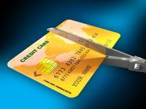 Cutting expenses Stock Photos