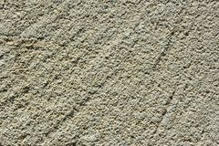 Cutting Limestone closeup Royalty Free Stock Images