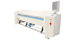 Cutting machine Royalty Free Stock Image