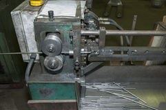 Cutting machine Royalty Free Stock Images