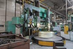 Cutting machine-tool Royalty Free Stock Photo