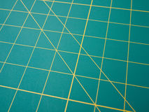 Cutting mat Royalty Free Stock Image