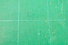Cutting mat. Old green cutting mat background Stock Photo