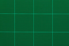 Cutting Mats, Green background Stock Photography