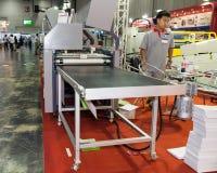 Cutting platforms Stock Image