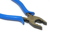 Cutting pliers isolated Stock Photography