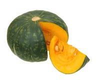 Cutting pumpkin Royalty Free Stock Photography