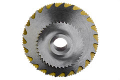 Cutting tool- mill Stock Photo