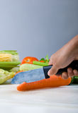 Cutting vegetable Stock Photos
