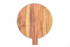 Cutting wood board Stock Image
