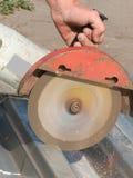 cuttingmetall royaltyfria foton