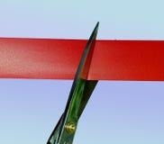 cuttingpappersexercis arkivbilder