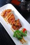Cuttlefish. Chinese cuisine steam squid cuttlefish Stock Image