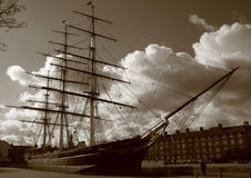 Cutty Sark Stockfotos