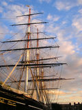 Cutty Sark Lizenzfreie Stockfotos