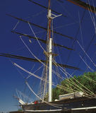 Cutty sark Stockbild