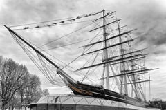 Cutty Sark Fotografia Stock
