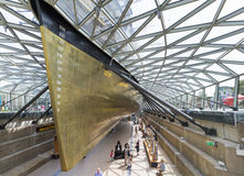 Cutty Sark Stock Photo