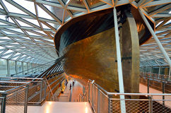 Cutty Sark, Greenwich, London, UK Royalty Free Stock Photo
