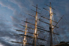 Cutty Sark Greenwich Royalty Free Stock Images