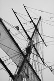 Cutty Sark Mast Royalty Free Stock Photo