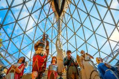 Free Cutty Sark, The Historical Tea Clipper Ship In Greenwich, London, UK Stock Photos - 130426203