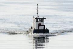 Cuttyhunk workboat Kunna-gör royaltyfria foton