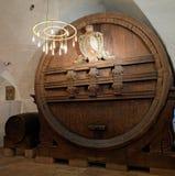 Cuve de vin de château d'Heidelberg Photo stock