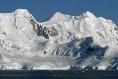 Cuverville Island Antarctica 11 Royalty Free Stock Image
