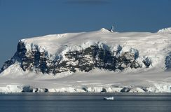 Cuverville Island Antarctica 12 Royalty Free Stock Images