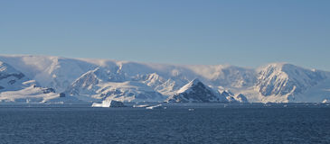 Cuverville Island Antarctica 3 Royalty Free Stock Photos