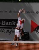 Cuvette 2012 d'équipe du monde de cheval de pouvoir de tennis Photographie stock