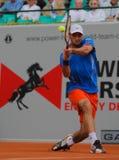 Cuvette 2012 d'équipe du monde de cheval de pouvoir de tennis Image stock
