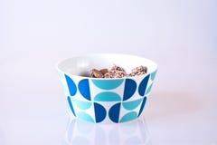 Cuvette de bonbons Photo stock