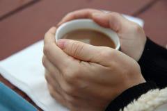 Cuvette de café Photos libres de droits