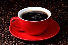 Cuvette de café Photographie stock libre de droits