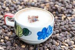 Cuvette de café. Image stock