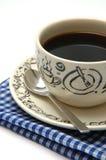 Cuvette de café images libres de droits